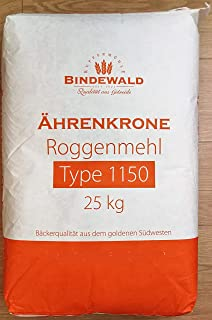 Roggenmehl Type 1150 25kg