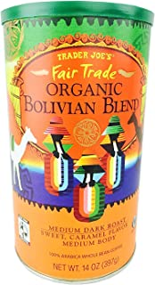 bolivian coffee trader joe's