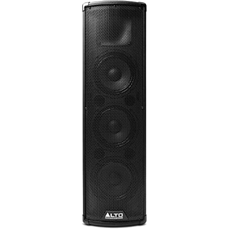 Alto Professional Trouper - 200W Bi-Amplified Bluetooth enabled Full Range PA System with 3 Channel Mixer, On-board EQ & Performance-Driven Connectivity (XLR / 1/4-Inch TRS, 1/8-Inch TRS, RCA)