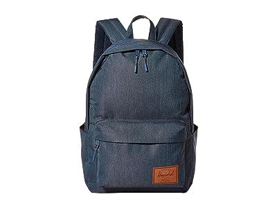Herschel Supply Co. Classic X-Large (Indigo Denim Crosshatch) Backpack Bags