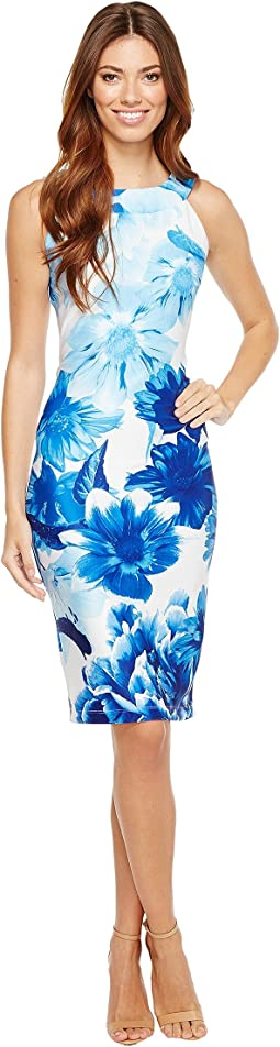 Christin Michaels - Vera Sleeveless Bodycon Dress
