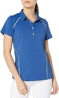 Cutter & Buck Women's Moisture Wicking, UPF 50+, Short Sleeve Alanis Polo Shirt