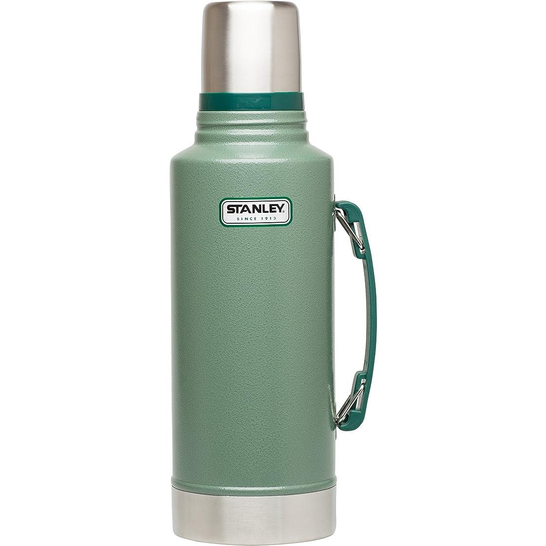 扇動する可塑性途方もないSTANLEY(スタンレー) クラシック真空ボトル 1.9L グリーン 水筒 01289-048 (日本正規品) 【旧ロゴ】