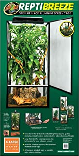Zoomed Zoo Med Repti Breeze Screen Cage, 61 x 61 x 122 cm