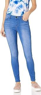 Celebrity Pink Jeans Women's Infinite Stretch Mid Rise Skinny Jean