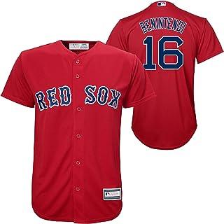 Andrew Benintendi Boston Red Sox 150th Anniversary Baseball Jersey - White