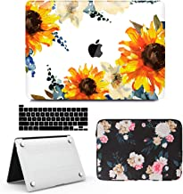 MacBook Pro 13 inch Case 2020 2019 2018 2017 2016 Release A2338 M1 A2251 A2289 A2159 A1989 A1706 A1708, Anban 3D Hard Case...