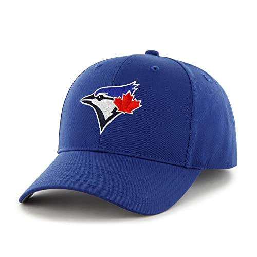 MLB Toronto Blue Jays Basic  47 MVP Adjustable Hat 26ef49dc207c