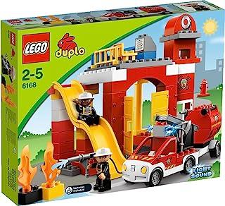 LEGO Duplo 6168 El Parque de Bomberos