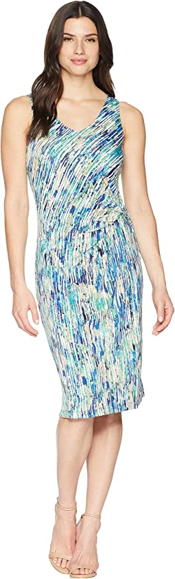 Mirage Twist Dress