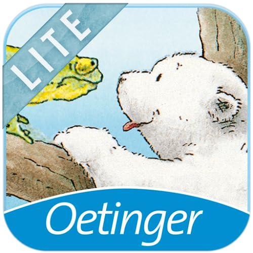 Kleiner Eisbär, wohin fährst du? - von Hans de Beer [Lite]