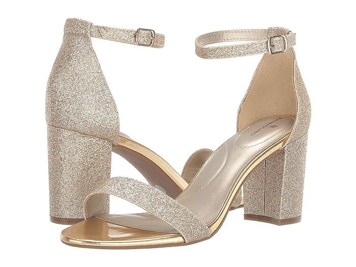 Bandolino  Armory (Gold Glitter) Womens Sandals