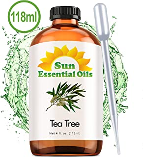 antiseptic tea tree oil by Sun Essential Oils