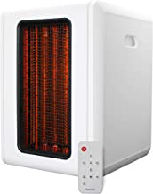 Infrared Heater - Heats Up To 1000 Square Feet - 1500W - Indoor - Electric - Portable - MagicHeater (White)