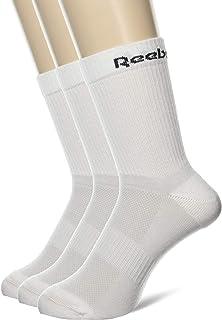 Reebok, Te Mid Crew Sock 3p Calcetines, Unisex Adulto