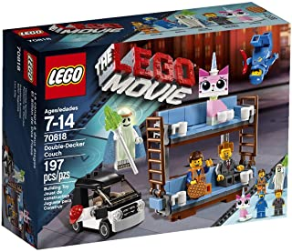 LEGO 70818 Double Decker Couch 197 Pieces