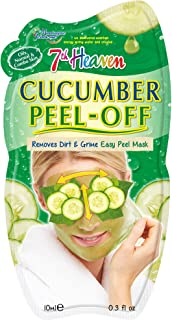 Montagne 7Th Heaven Gezichtsmasker Cucumber Peel-Off, 10 ml