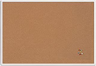 Bi-Office New Basic - Tablero de corcho, 885 x 585 mm, color