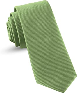 Ties For Boys - Self Tie Woven Boys Ties: Neckties For Kids Formal Wedding Graduation School Uniforms (Sage Green)