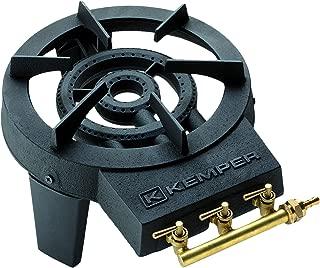 Kemper 104988 Com Gas 104988-Quemador Hierro colado con 3