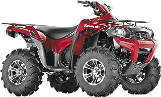 ITP Mud Lite XL, SS312, Tire/Wheel Kit - 26x12x12 - Matte Black/Machined 44272R