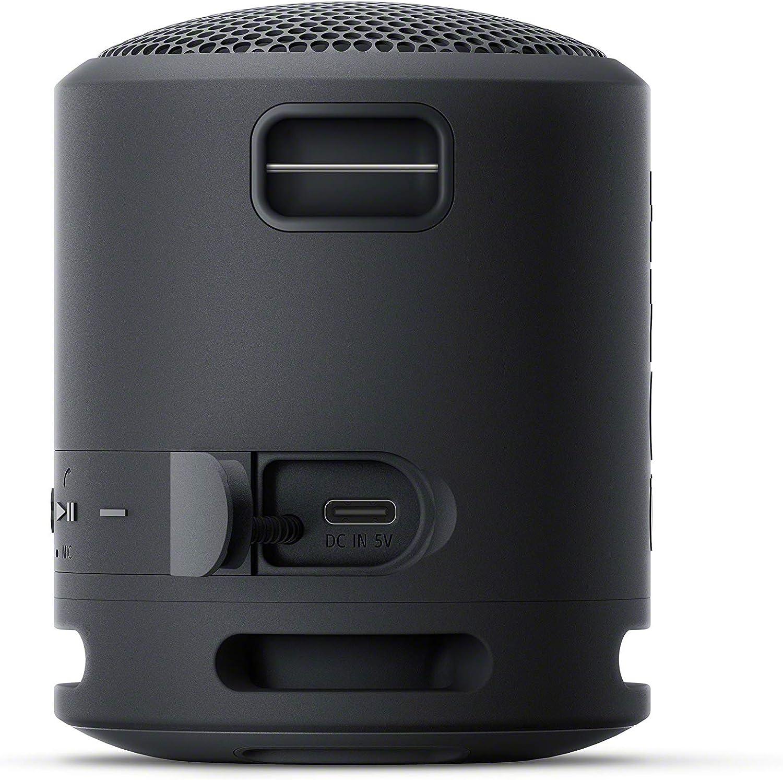Sony SRS-XB13 - Speaker Bluetooth portatile, resistente e potente con EXTRA BASS (Nero)
