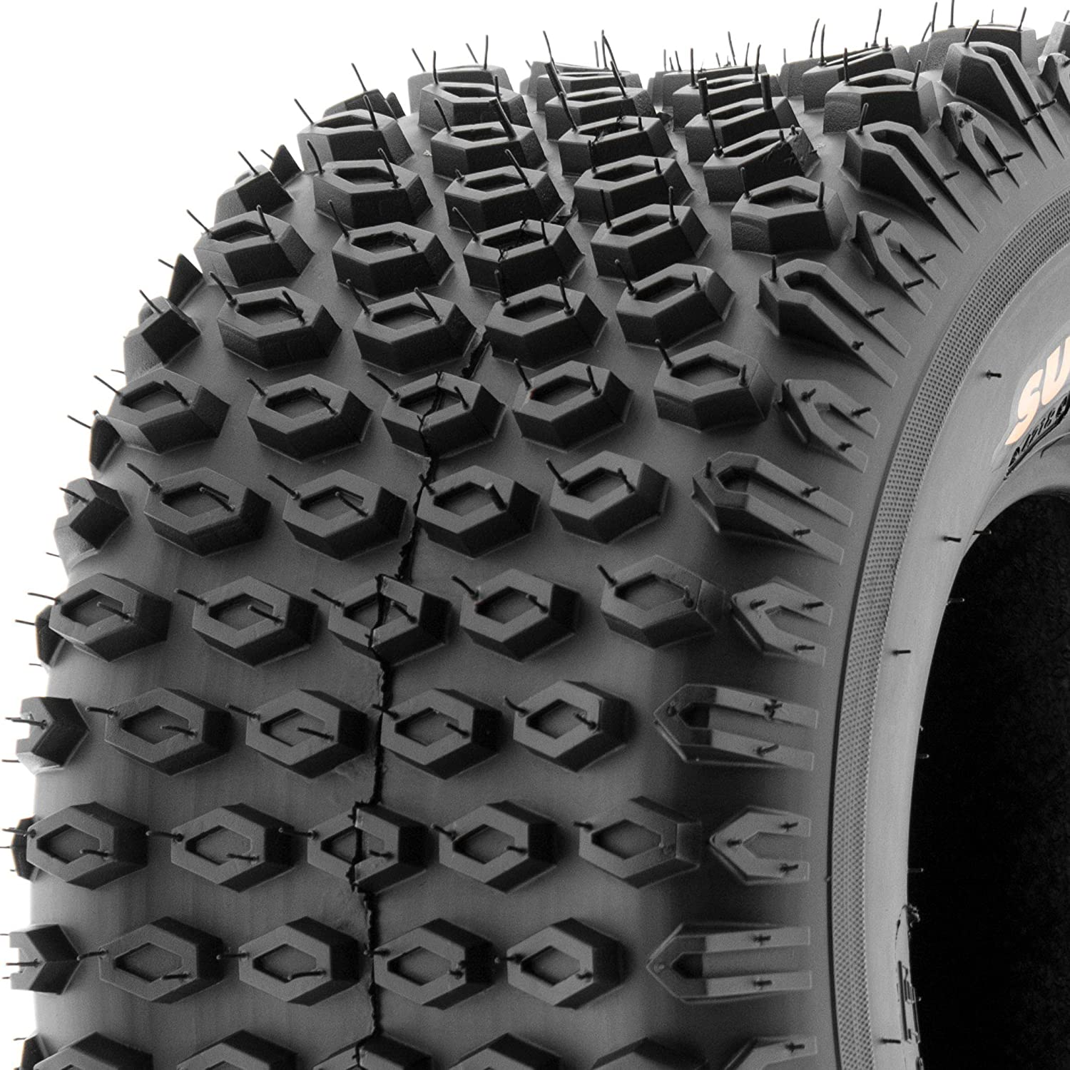 SunF New product!! 18x9.5-8 Replacement Tubeless 6 PR OFFicial shop Tires Sing ATV A012 UTV