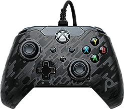 PDP Controller con Cavo Xbox One Series X, Nero (Camuflage)