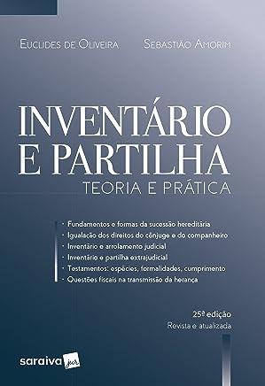 Inventário e partilha - 25ª edição de 2018: Teoria e prática