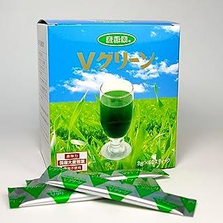 Vグリーン (大麦若葉青汁) 麦緑素