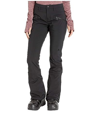 Burton Ivy Over-Boot Pants (True Black) Women