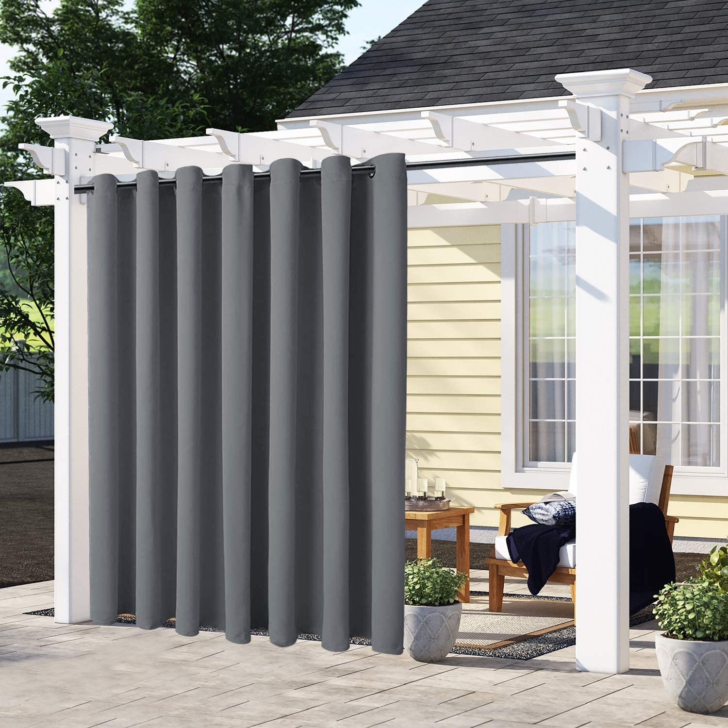 Pro Space Extra Wide Outdoor Curtains Patio - Blackout for Curta Louisville-Jefferson Many popular brands County Mall