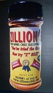 Best zillions chili seasoning Reviews