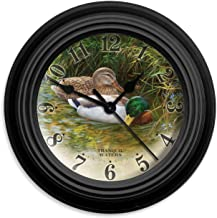 """Reflective Art 10"""" Tranquil Waters Classic Clock"""