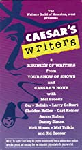 Sid Caesar's Writers - A Reunion of Writers From Your Show Of Shows and Caesar's Hour VHS
