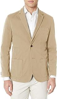 Amazon Essentials Cappotto Sportivo in Tessuto Blazers-And-Sports-Jackets Uomo