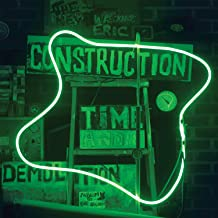 wreckless eric construction time & demolition
