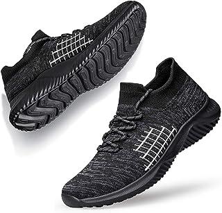 أحذية بيللينت للرجال والنساء المشي أحذية تنس للجنسين برباط مسامي خفيف الوزن أحذية رياضية مريحة للمشي والجري