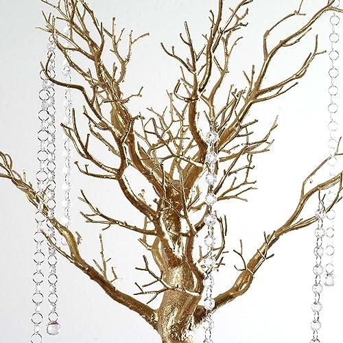 Astounding Gold Branches For Centerpieces Amazon Com Beutiful Home Inspiration Xortanetmahrainfo