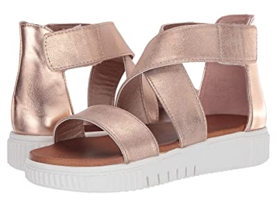 Mia Kids Minka (Little Kid/Big Kid) (Rose Gold) Girls Shoes