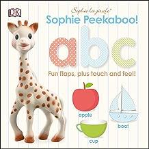 Sophie la girafe: Peekaboo ABC: Fun Flaps, Plus Touch and Feel!