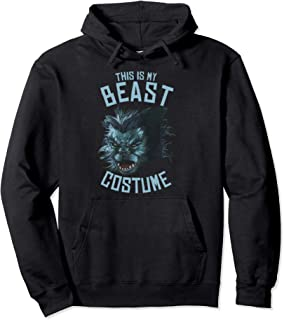 Marvel Beast This Is My Costume Sweat à Capuche