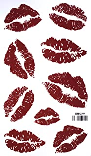 Best tattoo lips kiss Reviews