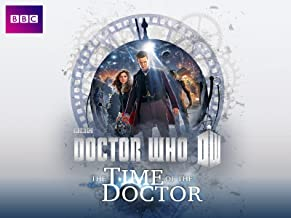 doctor who season specials
