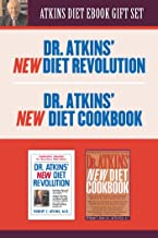 Atkins Diet eBook Gift Set (2 for 1): Revised edition and new food plan to lose weight and feel better