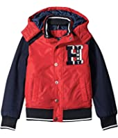 Tommy Hilfiger Kids - Carlton Bomber Jacket (Big Kids)