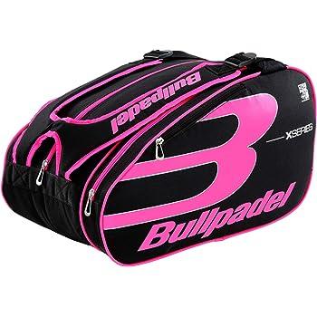 Paletero Bullpadel Fun X-Series Pink: Amazon.es: Deportes y aire libre