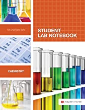 Student Lab Notebook: 100 Top Bound Carbonless Duplicate Sets