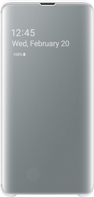 Samsung Galaxy S10 5g Clear View Cover Ef Zg977 Elektronik