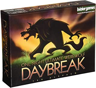 Board Games Toys One Night Ultimate Werewolf-Werewolf Dawn